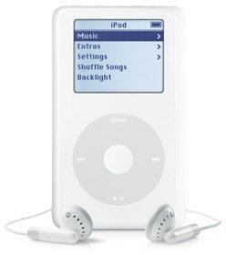 iPod for wedding music