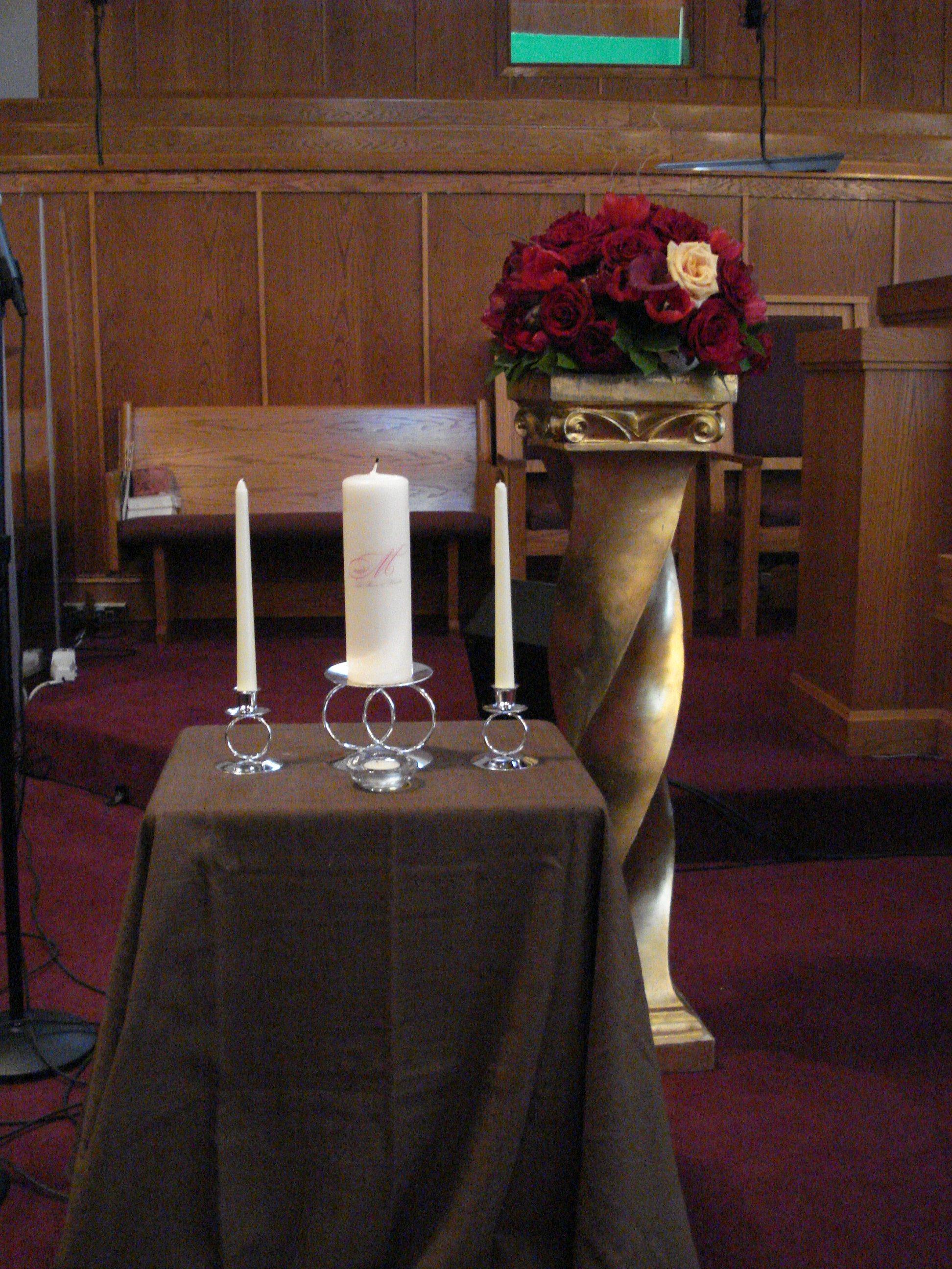 Da Vincis Altar Arrangement