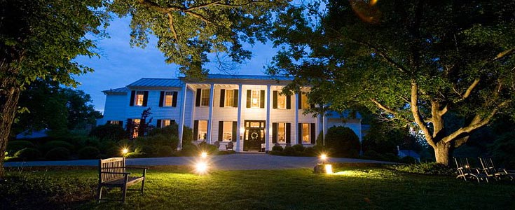 Clifton Inn in Charlottesville, VA