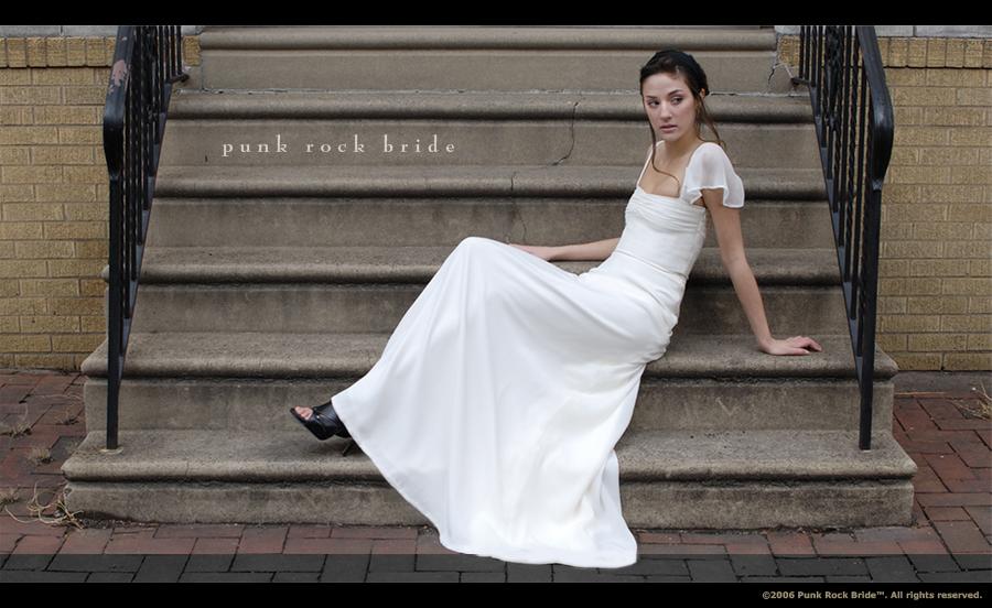 Punk Rock Bride