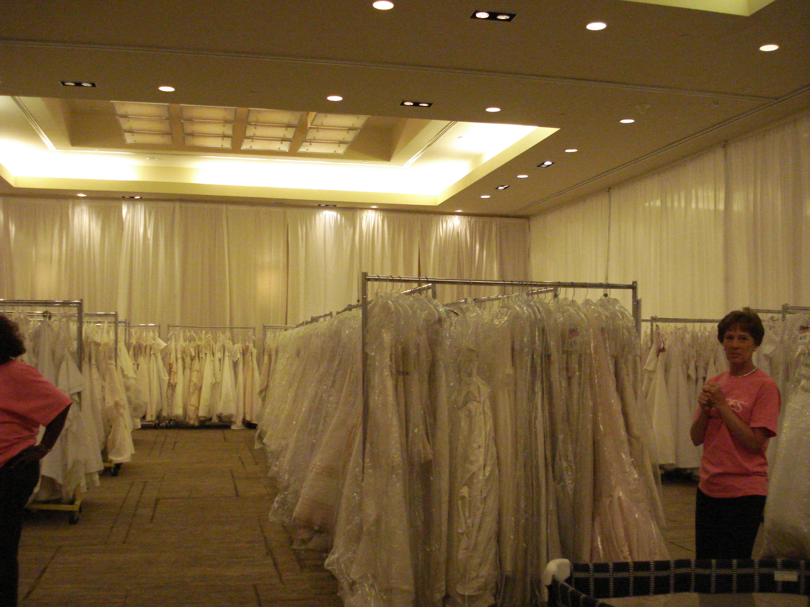 2009 Brides Against Breast Cancer gown sale Arlington, VA