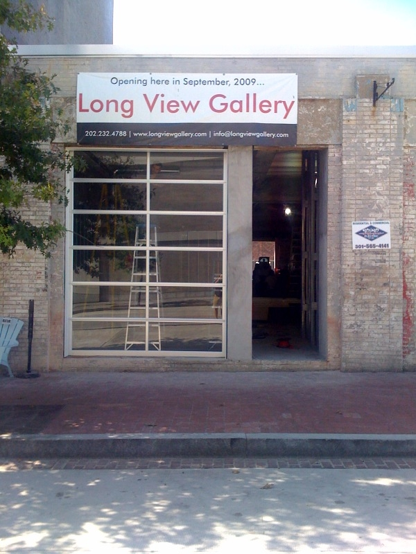 Long View Gallery Washington DC