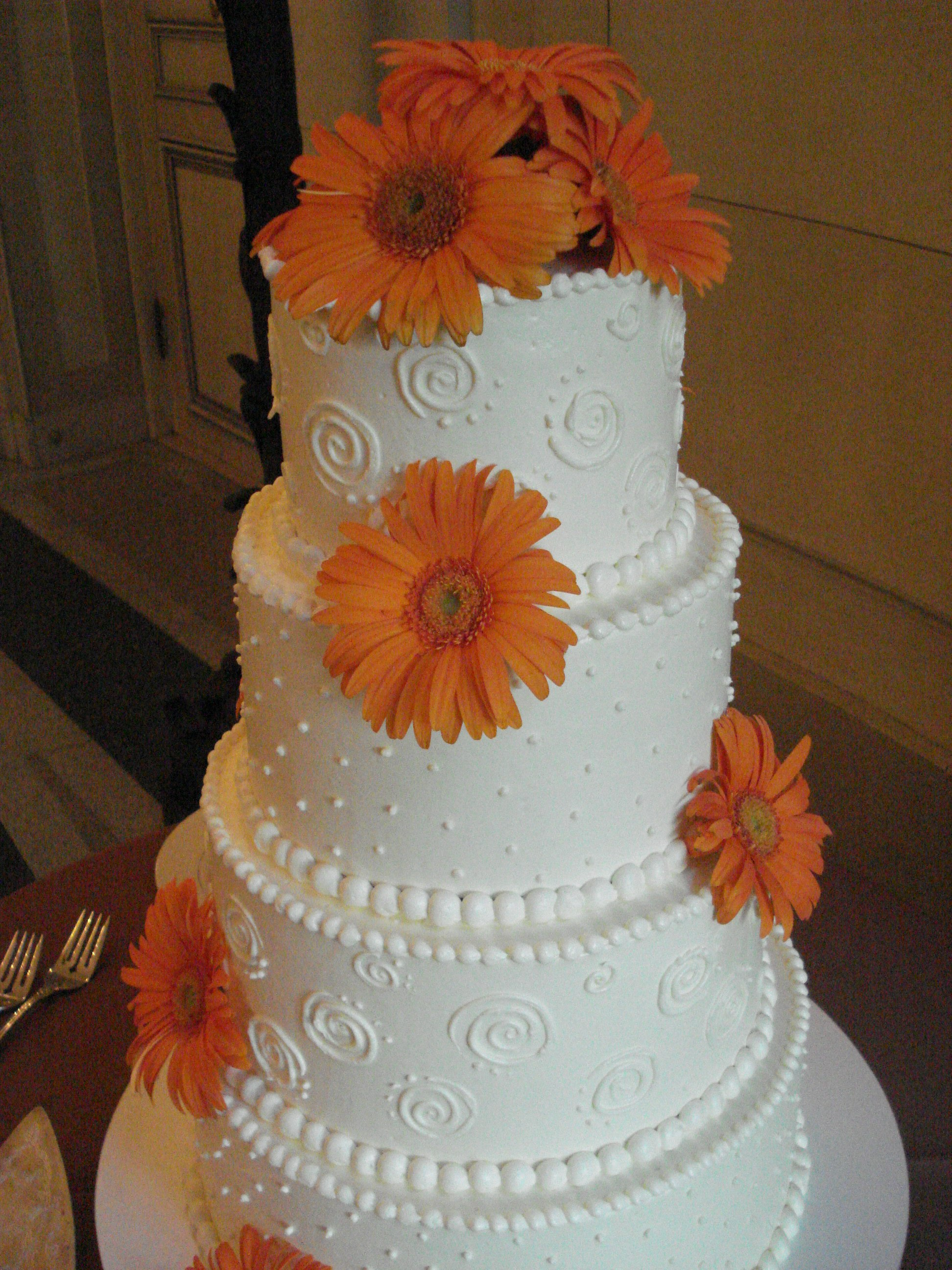 wedding cake Pastries by Randolph