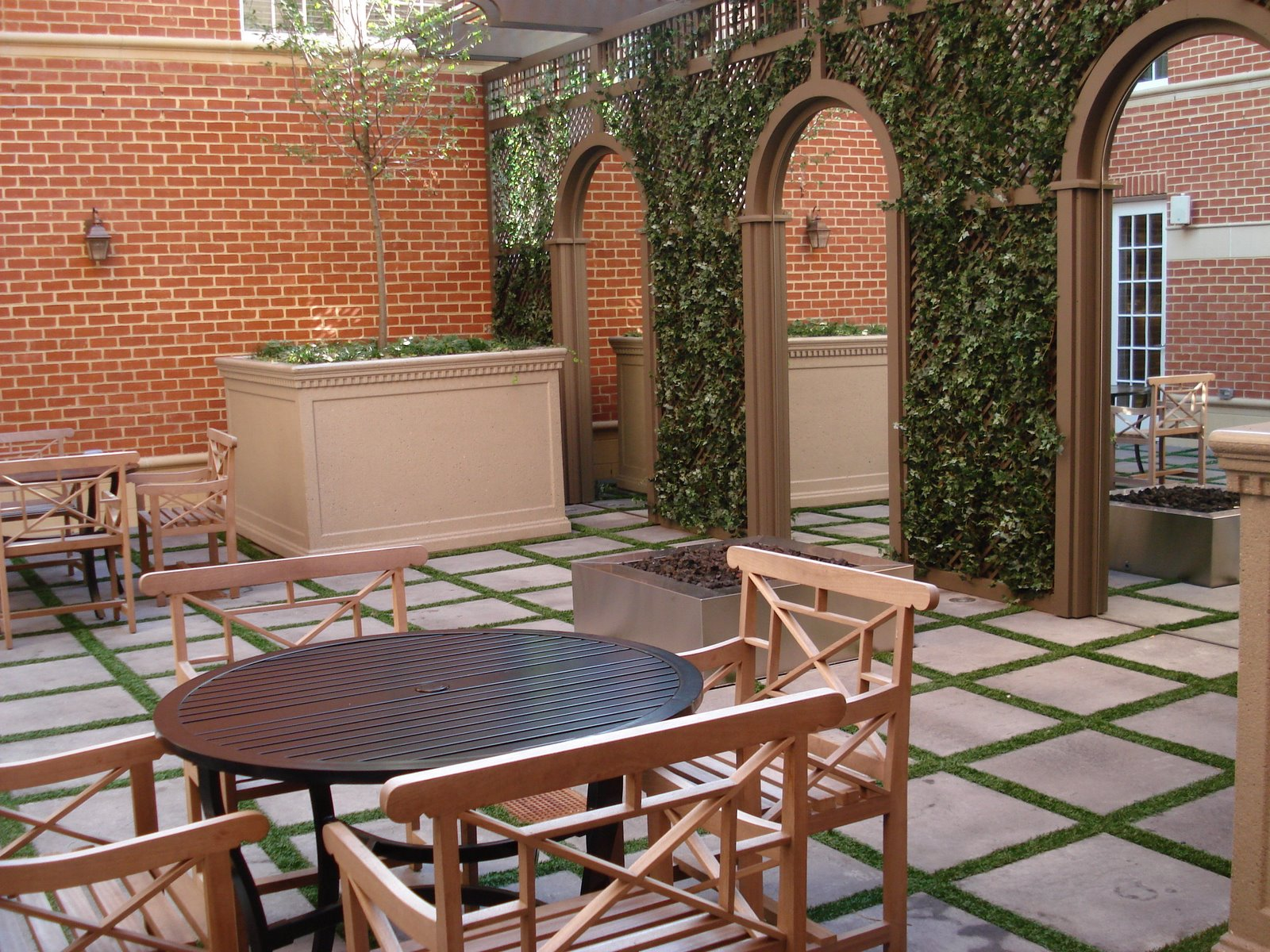 Lorien Hotel Alexandria Independence Room Private Terrace