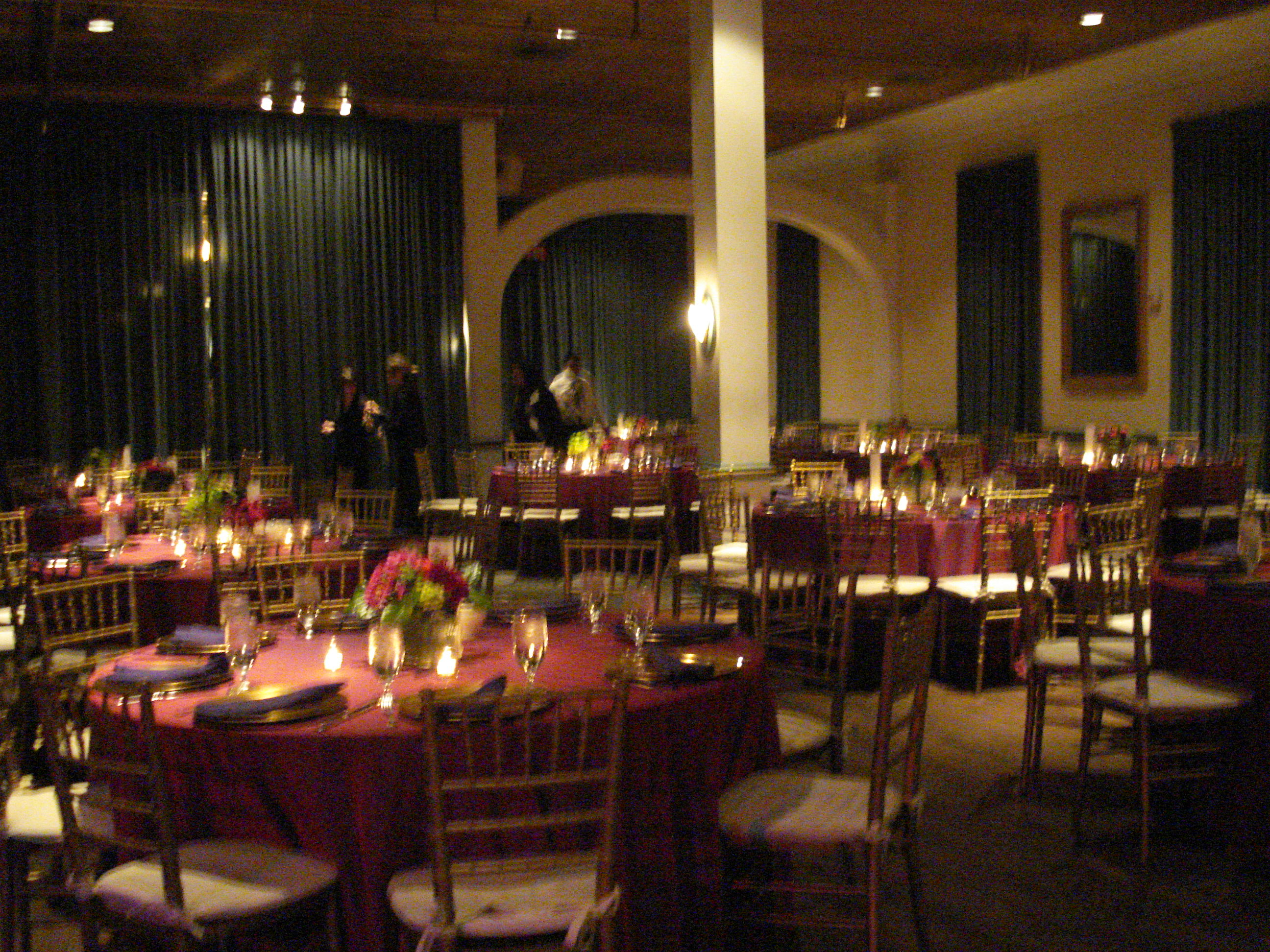 clarendon ballroom wedding reception
