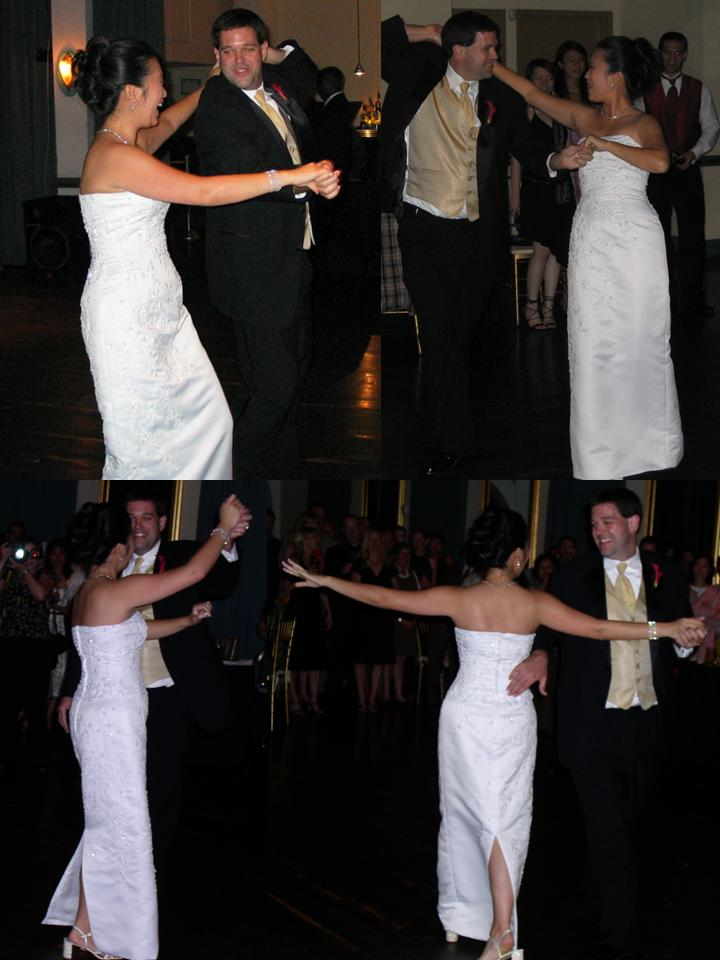 wedding first dance rumba