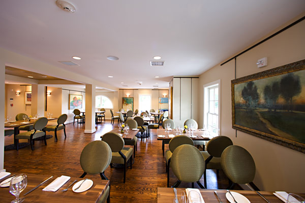 Trummers on Main private dining wedding Clifton