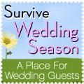 survive wedding season blog