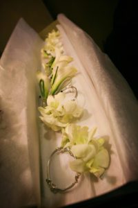 Washington DC black and white wedding modern corsages boutonnieres Philippa Tarrant