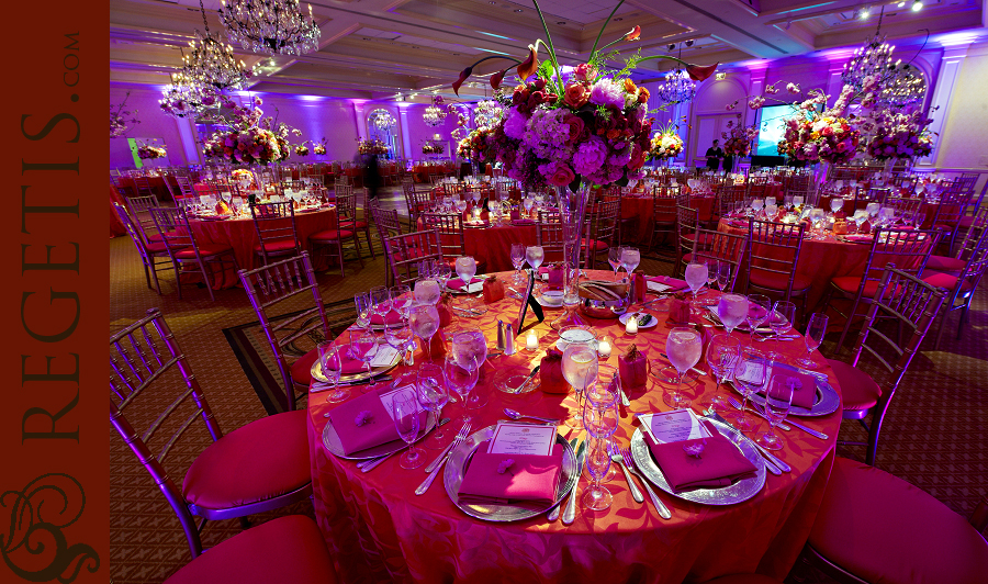 Hindu Indian Wedding Reception Fairmont Hotel, Washington DC