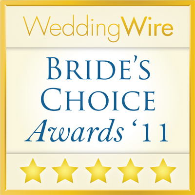 WeddingWire Brides Choice Awards Event Accomplished Best Wedding Planner Washington DC 2011