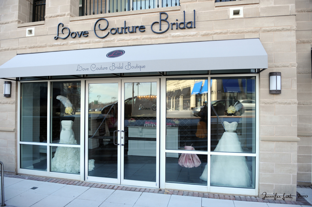 Love Couture Bridal Potomac Maryland