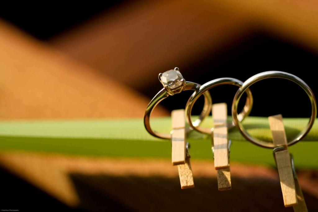 wedding rings engagement rings fun photograph