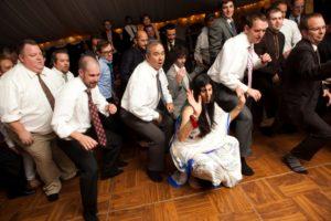 Indian fusion wedding bhangra dancing lesson