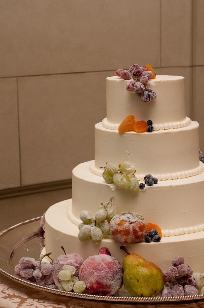 Fruits Fall Cake from Design Cuisine