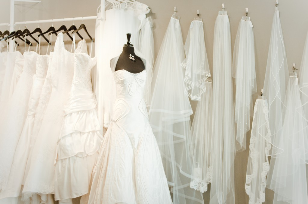 Washington DC bridal consignment boutique