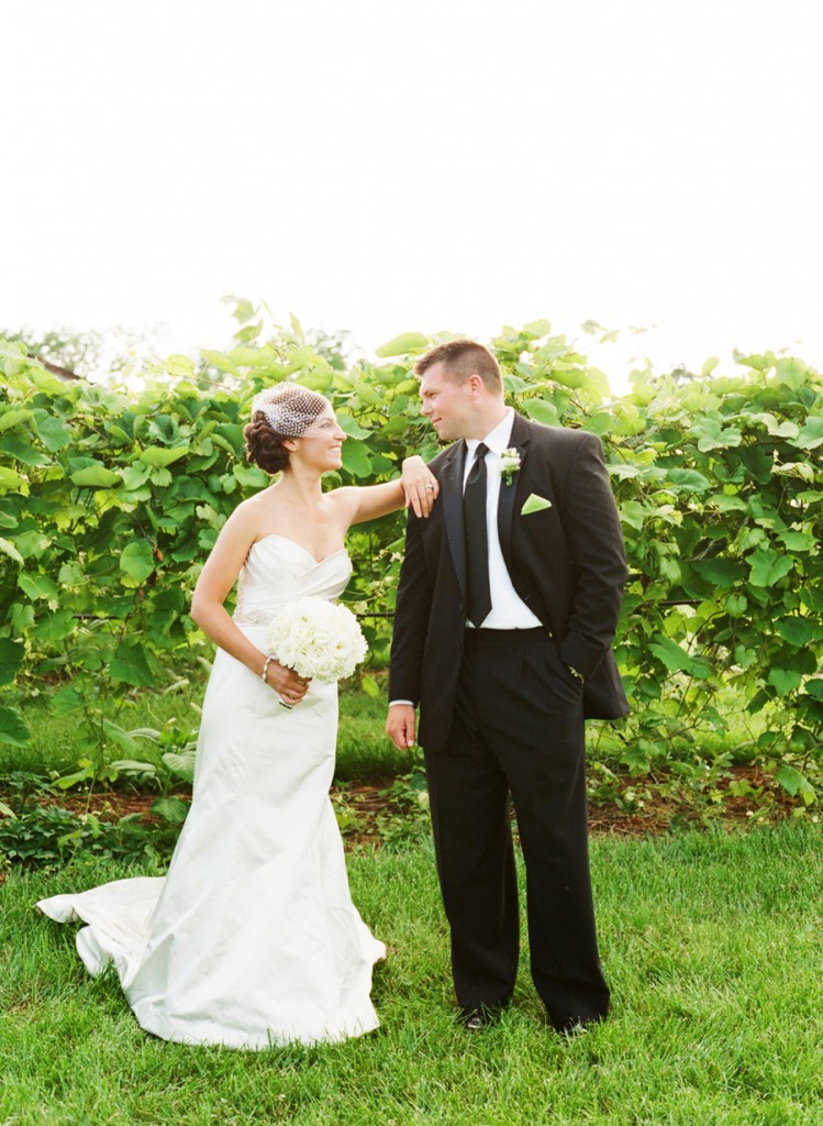 Chrysalis Winery VA wedding