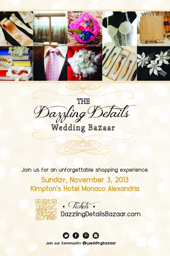 Dazzling Details Wedding Bazaar 2013 Hotel Monaco Alexandria
