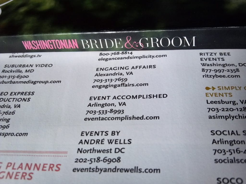 event accomplished washington dc best wedding planner washingtonian