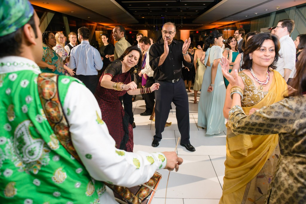 dholi mastana dc wedding reception Newseum