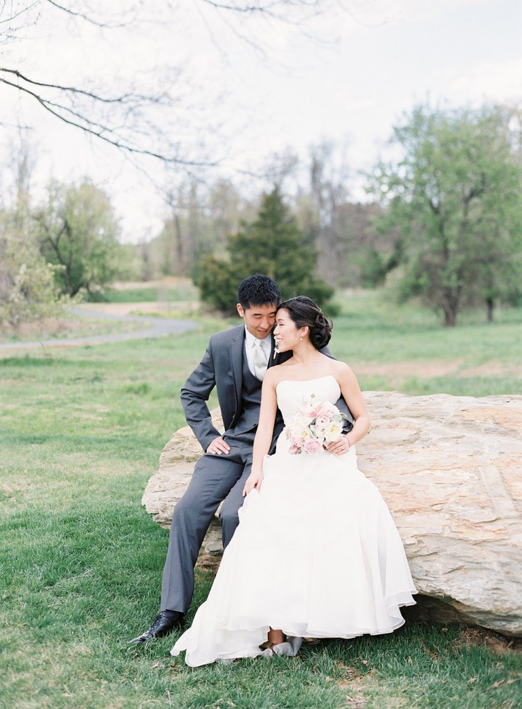 salamander resort middleburg wedding blush pink ivory