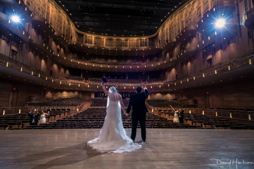 strathmore music center concert hall wedding