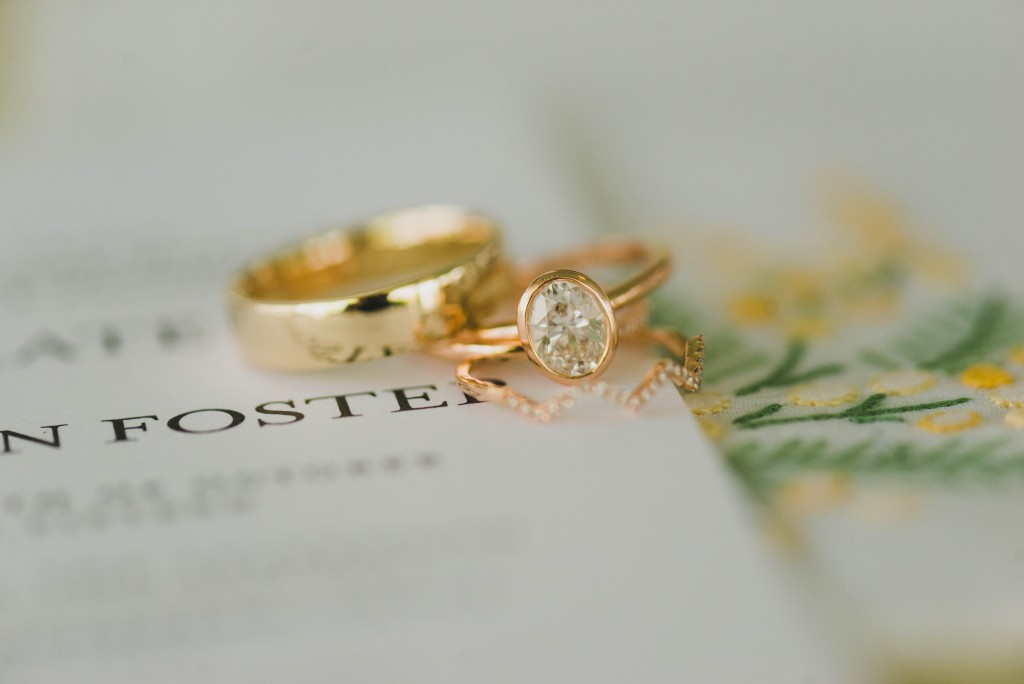 Engagement wedding rings Washington DC wedding planner