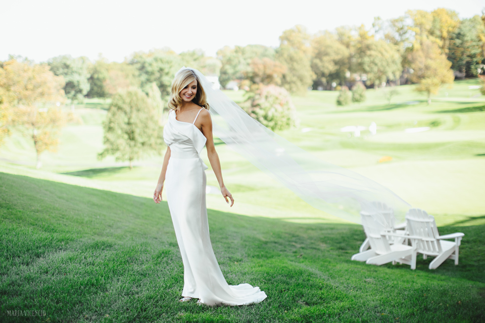 Washington Golf & Country Club Arlington VA wedding