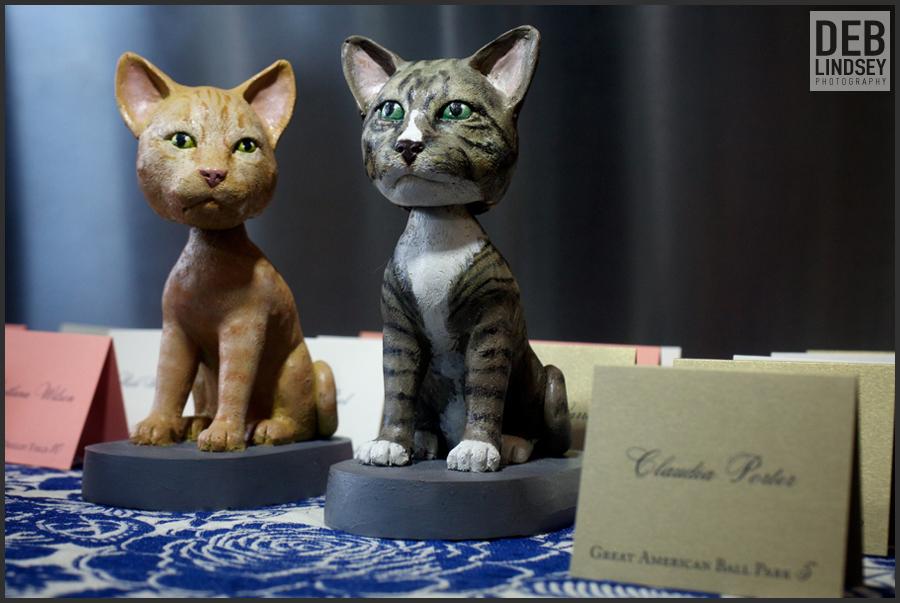 cats bobblehead