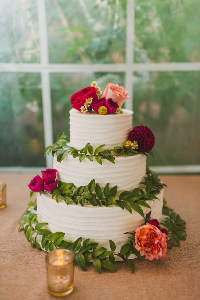vegan wedding cake the Happy Tart virginia