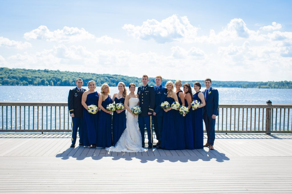 Ft Belvoir military wedding Washington DC