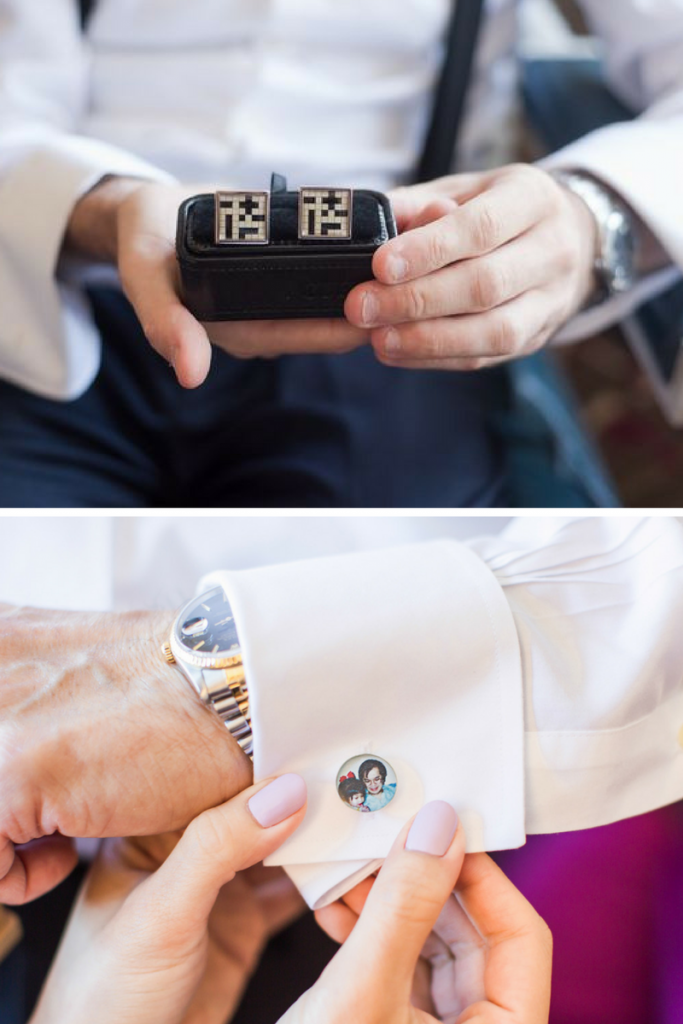 custom-cufflinks-wedding-photo-puzzle