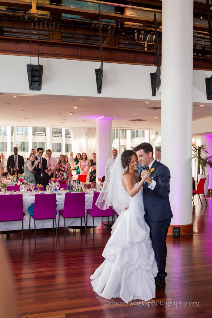 first-dance-wedding-reception-sequoia-restaurant-washington-dc
