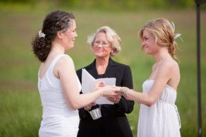 gay wedding same sex Washington DC planner Luray VA