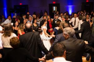 hora dance jewish wedding Arlington VA Washington DC