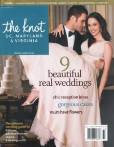 the knot magazine DC 2007
