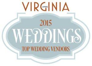 virginia living best wedding vendor 2015