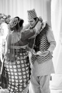 nepali-fusion-wedding-dubo_ko_mala_exchange