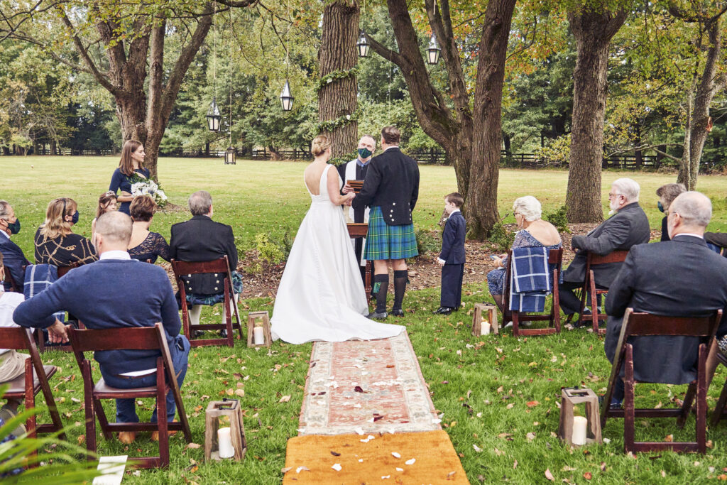 at-home-backyard-micro-mini-wedding-ceremony-virginia-ceremony