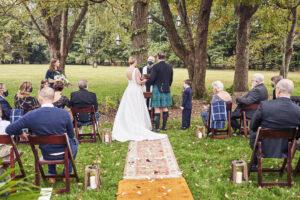 at-home-backyard-micro-mini-wedding-ceremony-virginia