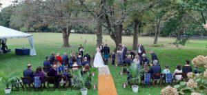 at-home-backyard-micro-mini-wedding-virginia-ceremony