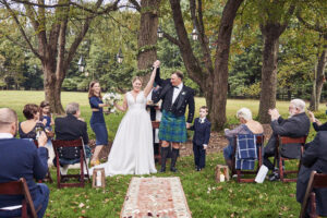 at-home-backyard-micro-mini-wedding-virginia-navy-green