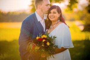 covid-micro-wedding-virginia-backyard